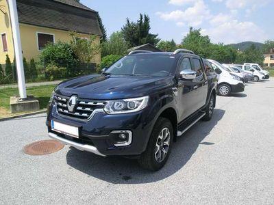 gebraucht Renault Alaskan Intens Doppelkabine dCi 190 Auto 7-Gang 4WD