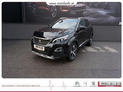 gebraucht Peugeot 3008 1,5 BlueHDi 130 S&S 6-Gang GT Line
