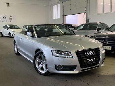 gebraucht Audi A5 Cabriolet 3,0 TDI V6 quattro DPF Aut.*TOP-AUSSTATTUNG