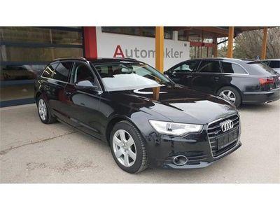 gebraucht Audi A6 Avant 3.0 TDI Quattro, Fleet, 204 PS, 5 Türen, Automatik