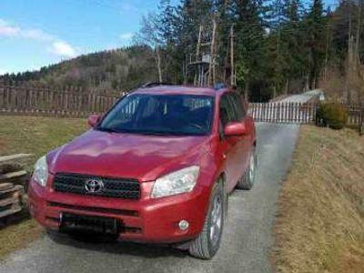 gebraucht Toyota RAV4 2,2 D-4D 135 4WD