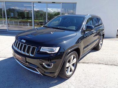 used Jeep Grand Cherokee 3,0 V6 CRD Overland
