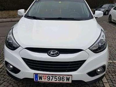gebraucht Hyundai ix35 4wd SUV / Geländewagen