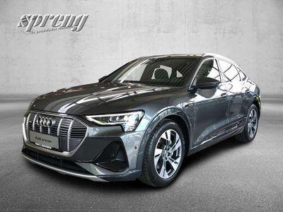 gebraucht Audi E-Tron - Sportback Quattro _ S-Line _nur € 76.499,-*