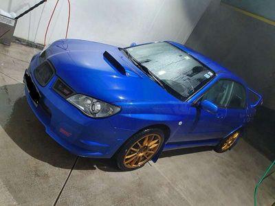 gebraucht Subaru Impreza WRX STI Limousine