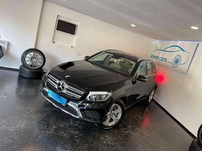 gebraucht Mercedes GLC220 d 4MATIC Aut.*LED*360°KAMERA*NAVI*SITZHEIZUNG*T...