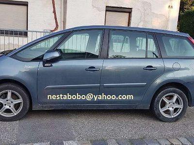 gebraucht Citroën C4 Picasso 1,6 HDi SX FAP Kombi / Family Van,