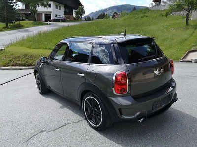 gebraucht Mini Cooper S Countryman Countryman 1,6 ALL4 SUV / Geländewagen