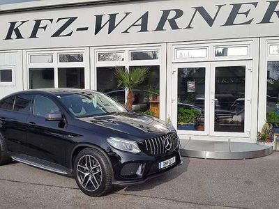 gebraucht Mercedes GLE43 AMG AMG Coupé *Panorama*Leder-Nappa*