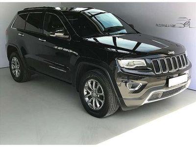 gebraucht Jeep Grand Cherokee 3,0 V6 CRD Limited SUV / Geländewagen,