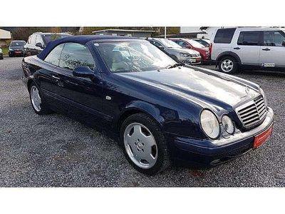 gebraucht Mercedes CLK200 Cabrio Elegance Aut.