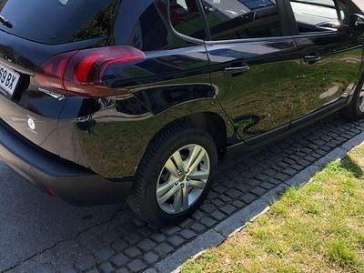 gebraucht Peugeot 2008 HDI Style SUV / Geländewagen