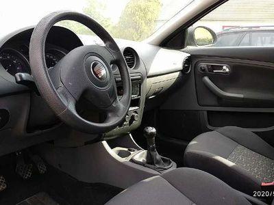 gebraucht Seat Ibiza 6L Klein-/ Kompaktwagen