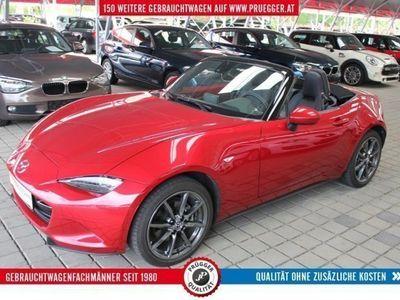 gebraucht Mazda MX5 G160 Revolution Cabrio / Roadster,