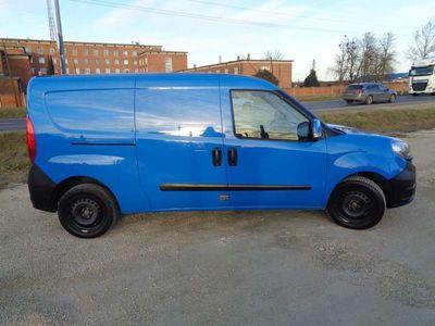 gebraucht Fiat Doblò MAXI LKW 2-SITZE 1,4T-Jet120 BENZIN/CNG Netto5.350