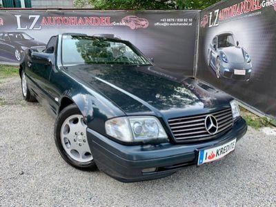 gebraucht Mercedes 280 SLRoadster Aut|ORGINALZUSTAND|LEDER|XENON|KLIMAAUT.|