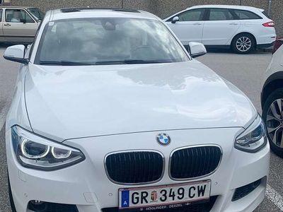 gebraucht BMW 125 1er-Reihe d Österreich-Paket Aut. Limousine