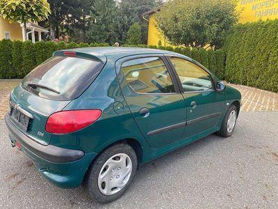 gebraucht Peugeot 206 XT 2,0 HDI Limousine