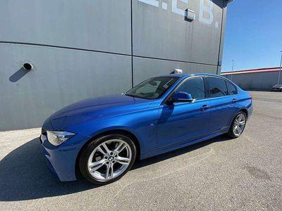 gebraucht BMW 330 d M Sport Aut.