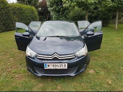 used Citroën C4 1,6 e-HDi 115 EGS6 Seduction