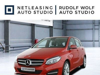 gebraucht Mercedes B220 4M Urban+LED Hi+Navi+Tempomat+EU6dtemp