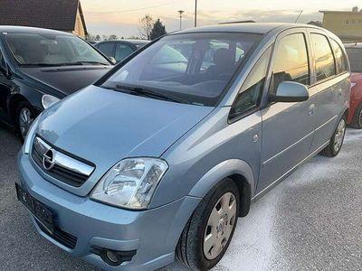 gebraucht Opel Meriva 1,7 Edition CDTI Pickerl 6/2020 + 4 Kombi / Family Van
