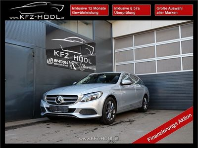 gebraucht Mercedes C300 h T Avantgarde Aut.