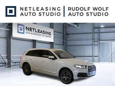 gebraucht Audi SQ7 4.0 TDI quattro tiptronic 8-stufig MMI Navi