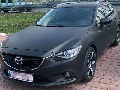 used Mazda 6 Sport Combi CD150 Attraction Aut.