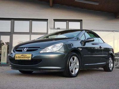 gebraucht Peugeot 307 CC 307 ! Nur 77.000km! 1,6 16V Cabrio / Roadster