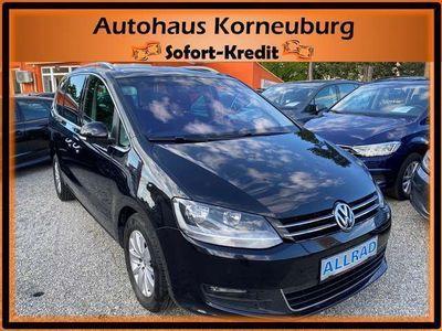 gebraucht VW Sharan Comfortline BMT 2,0 TDI DPF 4Motion*1.BESITZ!!* Kombi / Family Van