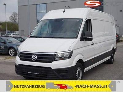 gebraucht VW Crafter TDI 35 LR Maxi