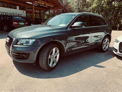 gebraucht Audi Q5 3,0 TDI quattro DPF S-tronic Xenon,Navi,Sportledersitze,Panoramadach SUV / Geländewagen,