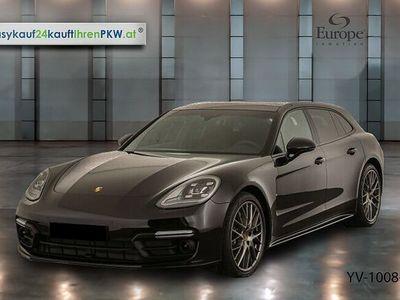 gebraucht Porsche Panamera 4 Sport Turismo Aut.