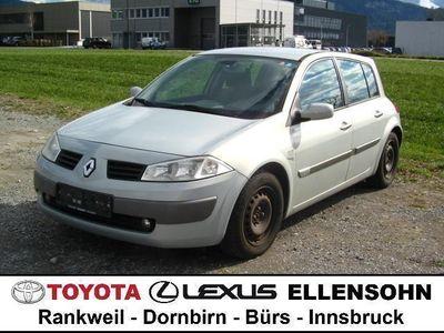 gebraucht Renault Mégane Authentique 1,6 16V
