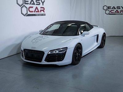 gebraucht Audi R8 Spyder 5,2 FSI *CARBON*BANG&OLUFSEN*LED*LEDER*