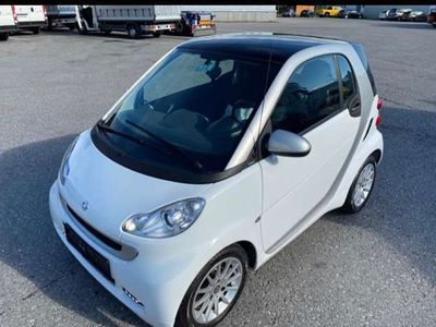 gebraucht Smart ForTwo Coupé pulse micro hybrid softouch