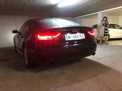 gebraucht Audi A5 Sportback 2,0 TFSI quattro