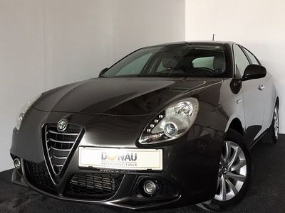 gebraucht Alfa Romeo Giulietta Distinctive 1,4 TB * Tempomat * Bluetooth