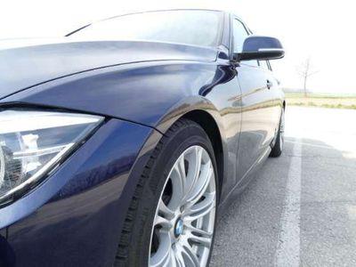 gebraucht BMW 340 3er-Reihe (F30) M Sport Aut. (HANDSCHALTER!)