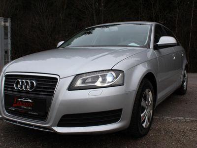 gebraucht Audi A3 Sportback Jubiläumsmodell 1,6 TDI DPF
