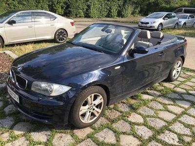 gebraucht BMW 120 Cabriolet 1er-Reihe Cabrio Diesel (E88) Österreich-