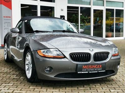 gebraucht BMW Z4 3,0i Aut.