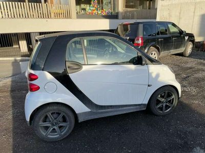 gebraucht Smart ForTwo Coupé pure micro hybrid