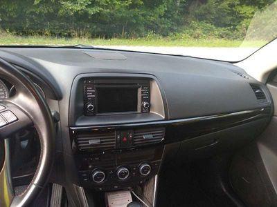 gebraucht Mazda CX-5 2.2 Skyactiv-D Revolution SUV / Geländewagen