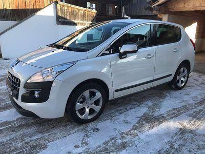 gebraucht Peugeot 3008 1,6 HDI 110 FAP