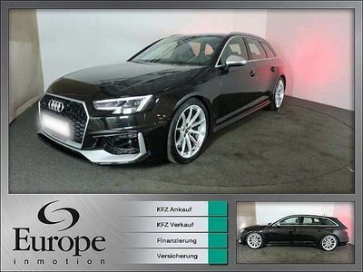 gebraucht Audi RS4 Avant 3,0 TFSI qu Matrix-LED Navi+ ACC