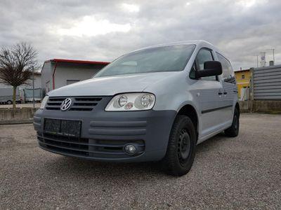 gebraucht VW Caddy Life CNG EcoFuel