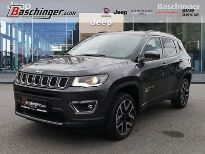gebraucht Jeep Compass 2,0 MultiJet II AWD Limited Aut. Navigation/19''/AV-