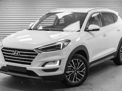 gebraucht Hyundai Tucson 2,0 CRDI AT 4WD Premium - LAGER